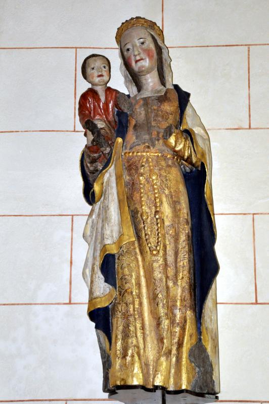 P451-Eglise.Objets.09.ViergeEnfant.Statue