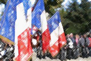 Commémoration des combats du 17 août 1944 @ Stèle du Mas du Puy au Vigen
