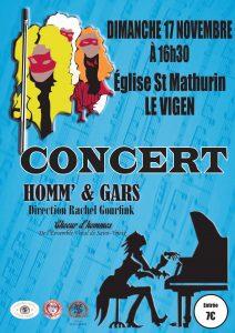Concert à l'église du Vigen @ Eglise Saint Mathurin - Le Vigen