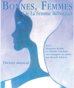 """Théâtre Musical """"Bonnes Femmes"""" @ Chateau de Ligoure"""