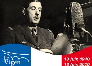 Il y a 80 ans : l'appel du 18 Juin 1940