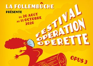 Festival Opération Opérette 2020