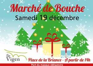 Marché de Bouche 19 décembre