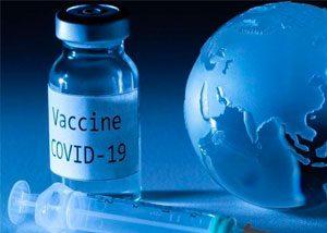 Centre de vaccination au Vigen