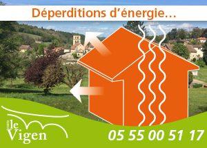 Lutte contre les déperditions d'énergie : la suite
