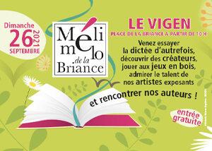 Méli-Mélo de la Briance dimanche 26 septembre